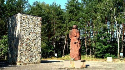 Monument in Sobibor